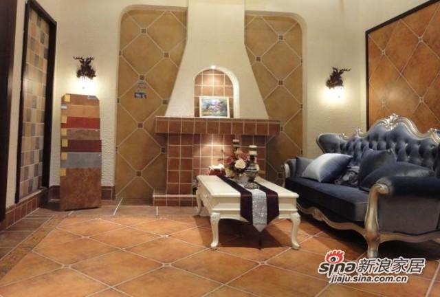 金意陶瓷砖欧式仿古砖复古地砖