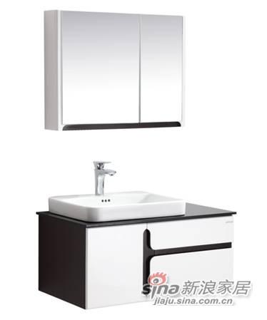 安华卫浴浴室柜anPGM43005