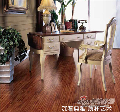 安信橡木艺术复古实木地板