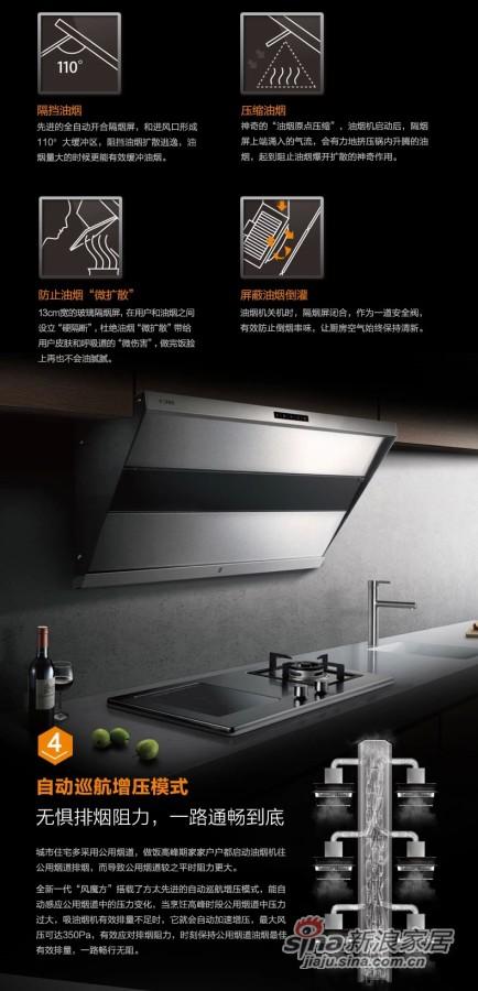 Fotile/方太 CXW-200-JQ03T 侧吸式 抽油烟机-3
