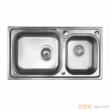 GORLDE优质不锈钢水槽/洗菜池 巴赫系列W2028FY(大小盆)