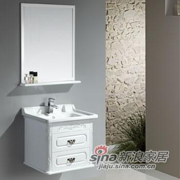 劳达斯浴室柜BC147D