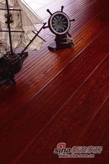 富得利三层实木复合地板栎木(欧洲橡木)黄金海岸FC-0103-40-R-0