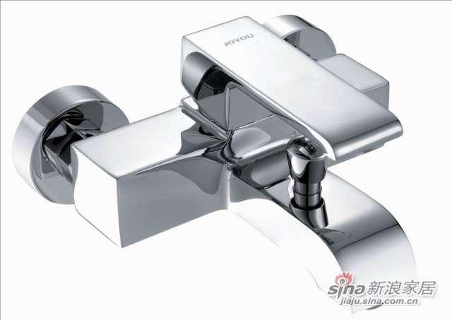 宾格系列单把浴缸龙头JY00183       -0