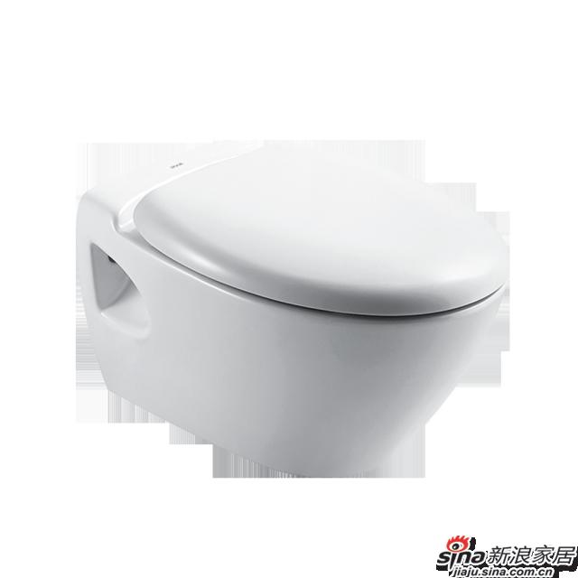 恒洁卫浴坐便器H0149