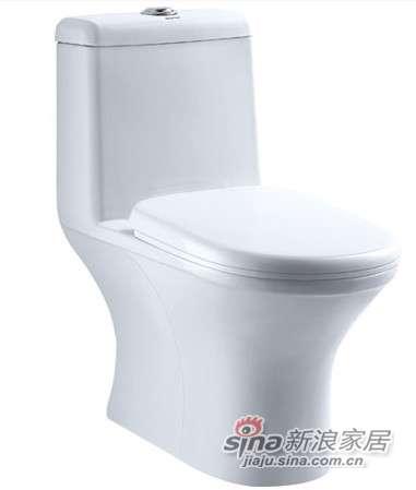 赛朗卫浴座便器ST6133