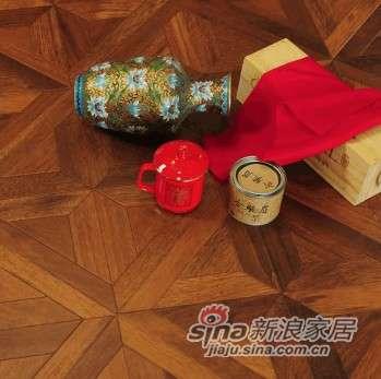 德哲左岸实木地板ABC-1273