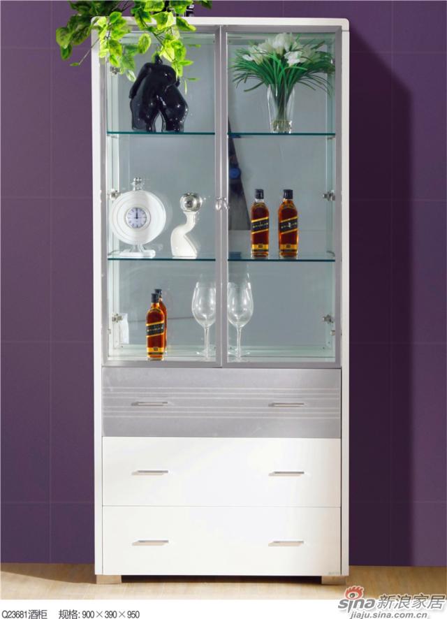 岁月留香系列-Q23681酒柜