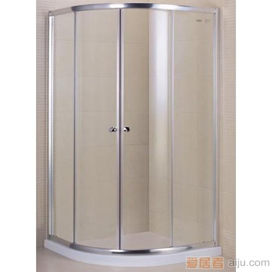 朗斯-淋浴房-海伦迷你系列B42(800*1200*1850MM)1