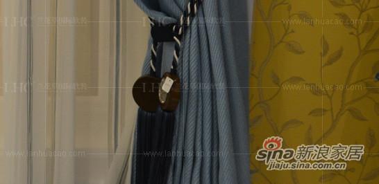 兰花草定制窗帘G系列-2