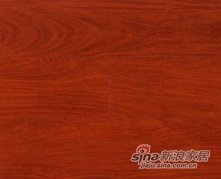 大卫地板中国红-华章红系列强化地板生态二代柚木王-0