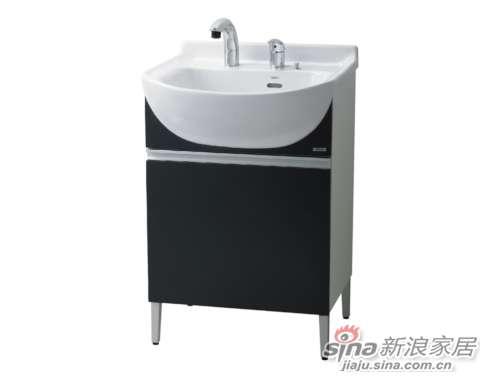TOTO洗脸化妆台LDSW601W-0