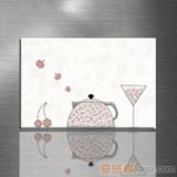 陶一郎-时尚靓丽系列-二合一平面抛光花砖TY45106T2(300*450mm)
