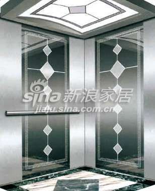 三星电梯豪华型轿厢TS-K204