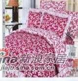 明超梦天姿家纺浪漫花语床罩四件套-0