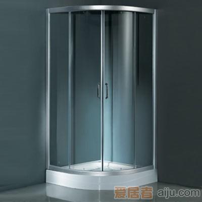 惠达-HD2101简易淋浴房1