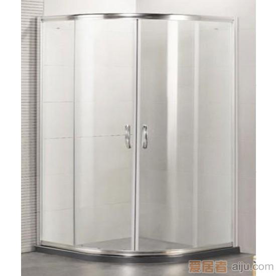 朗斯-淋浴房-雷蒙迷你系列B42(800*1000*1850MM)1