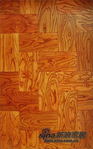 【永吉地板】实木复合炫彩魔方系列——波罗的海