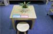 ABC实木儿童家具LH-COO2小圆凳