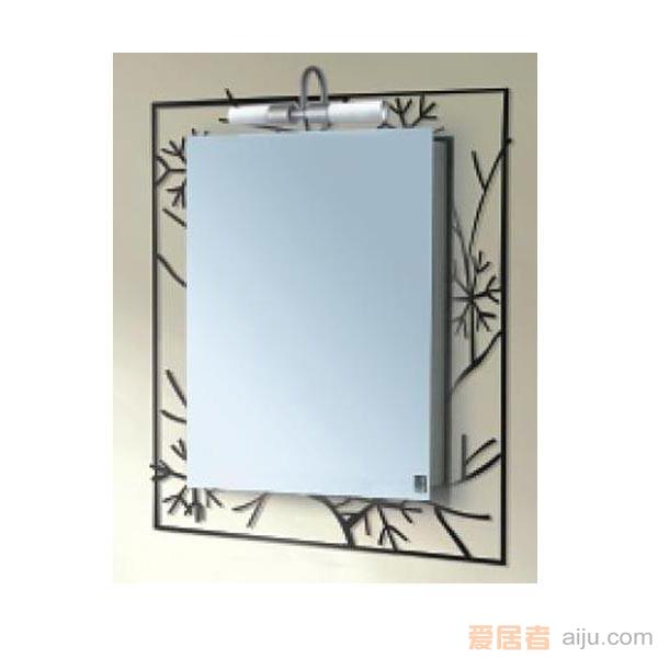 派尔沃浴室柜(镜柜)-M1117(650*450*126MM)1