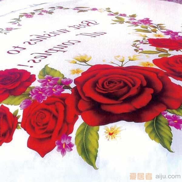 家元素床上用品-浪漫花都四件套(纯棉)-HQ20000012