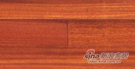 锦绣前程实木地板柚木色类―圆盘豆-0