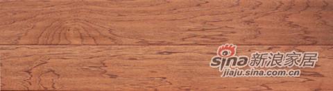 【永吉地板】实木复合仿古毕加索系列——枪托色伯尔尼