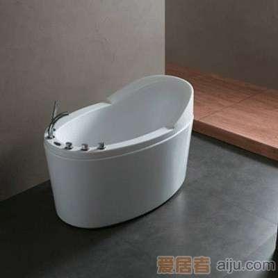法恩莎五件套浴缸-FW007Q(1300*800*800MM)1