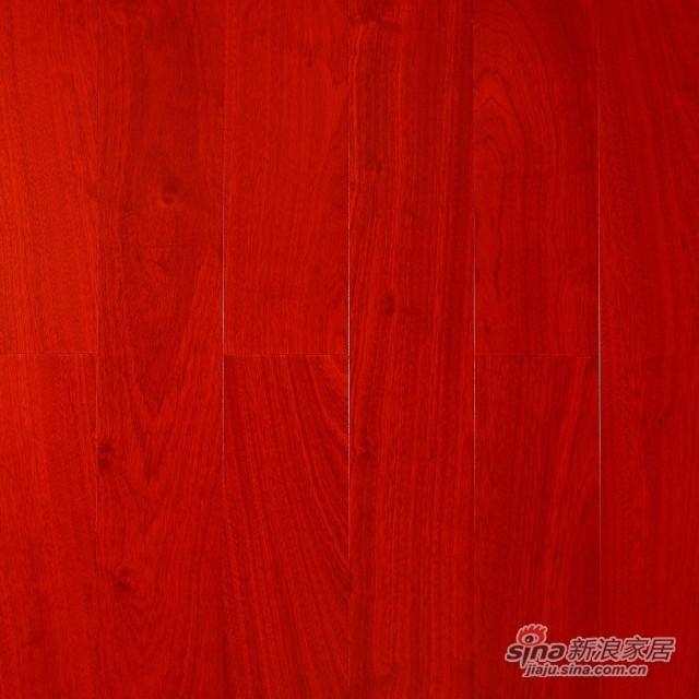 瑞澄地板--实木复合地板--卡雅楝RCD�C303-0