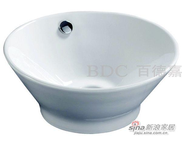 百德嘉陶瓷件艺术盆-H316013莎恩娜-0
