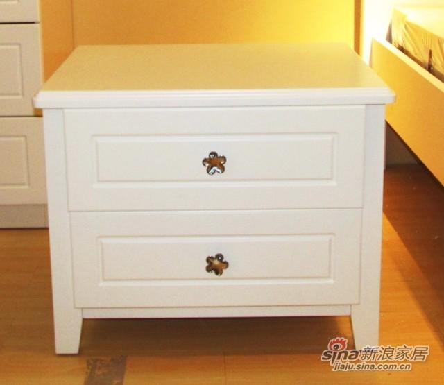 【新干线】板式收纳/储物/带抽屉/床头柜-0