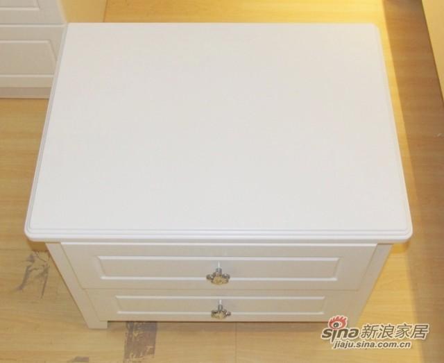 【新干线】板式收纳/储物/带抽屉/床头柜-2