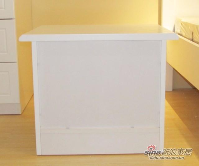 【新干线】板式收纳/储物/带抽屉/床头柜-3