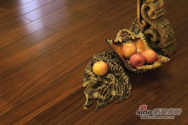 贝亚克柔光丝羽面实木复合地板-0