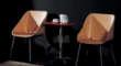 富之岛北欧系列休闲台椅13P151