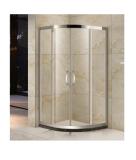 SH2-3171S半弧形二固二移沐浴房(不锈钢)