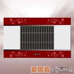 名族浴霸纯风暖F808(红色)