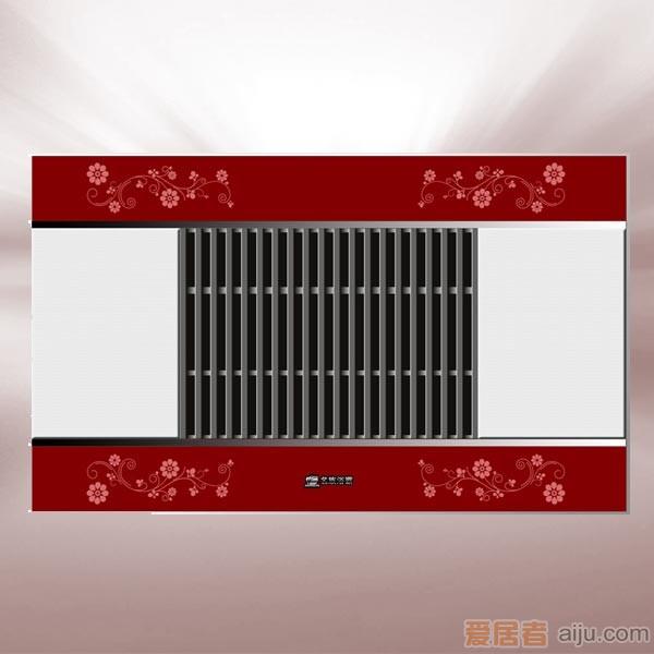 名族浴霸纯风暖F808(红色)1