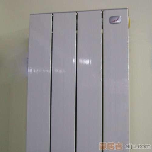 森德散热器铜芯杰系列-CAJ1150白色铜铝复合1