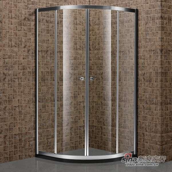 12系列半弧形沐浴房-0