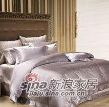 紫罗兰家纺高档真丝六件套尚派VPES32-6-0