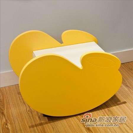 迪士尼儿童彩色家具-顽皮米奇床头柜-1