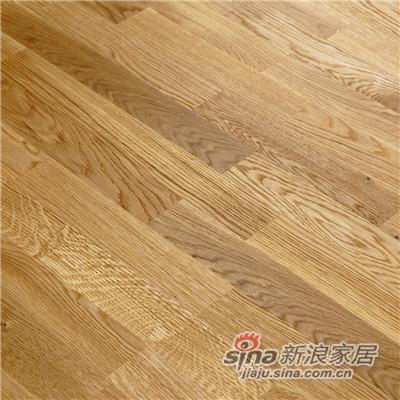 德合家BEFAG三层实木复合地板B55620柏林风格三拼橡木-1