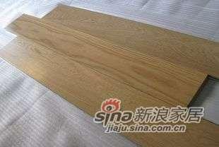 华明地板实木复合地板/榆木-0