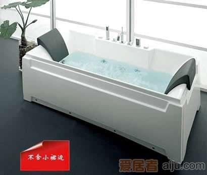 英皇亚克力按摩浴缸ZI-30(不含小裙边)1