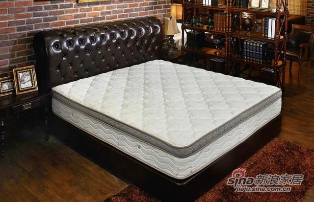 雅兰超静音独立弹簧床垫