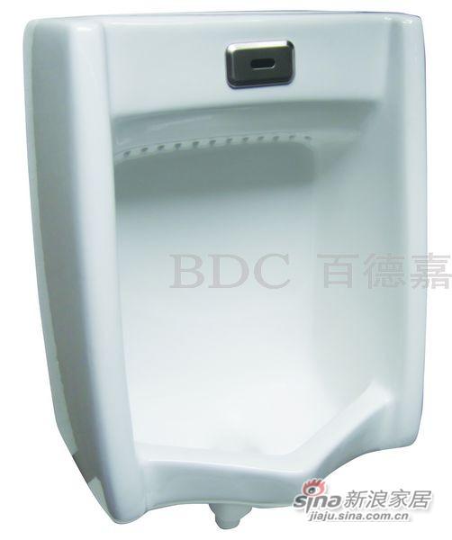 百德嘉陶瓷件小便器-H351103S P-0