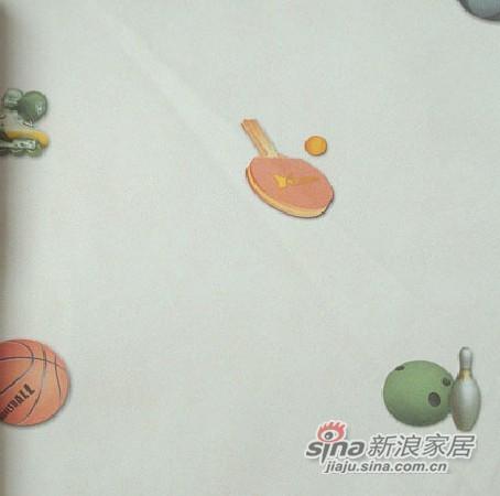 皇冠壁纸快乐童年系列53070