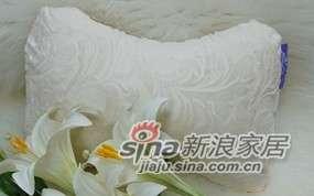 MLILY梦百合慢回弹太空记忆枕保健枕护颈枕骨头枕-0