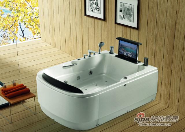 豪华双人浴缸-0